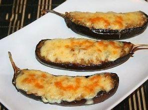 рецепты баклажаны лодочки в духовке с фото