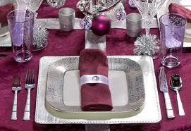Оформление и сервировка новогоднего стола или как украсить стол на Новый год, фото, видео