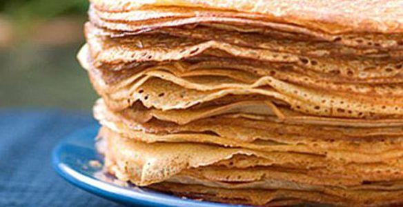 Вкусное тесто для блинчиков рецепт