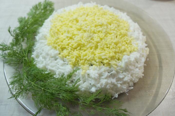 Вкусный салат на рождество рецепт с фото