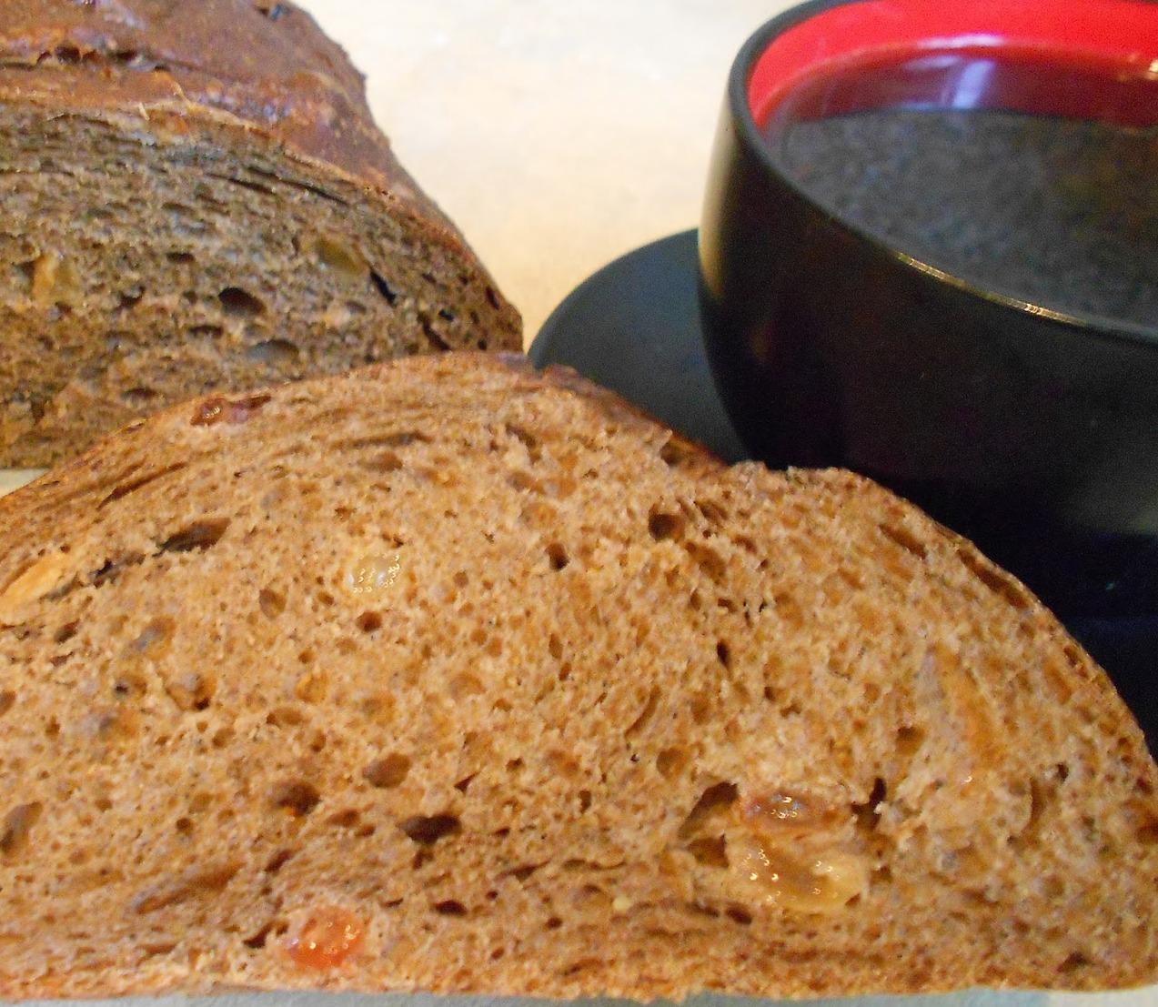 Домашний хлеб в духовке - пошаговый рецепт с фото 91