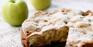 Быстрый яблочный пирог Шарлотка