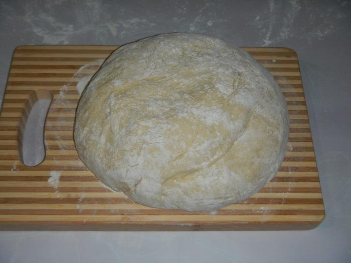 Тесто для пельменей на воде