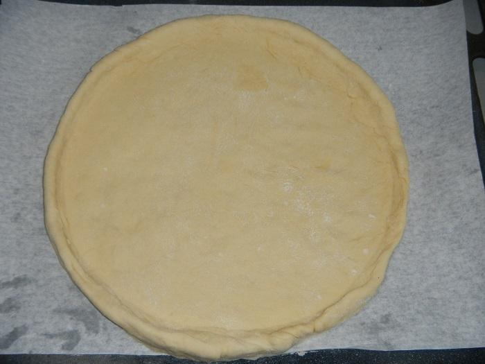 рецепт вкусной пиццы в духовке на дрожжах