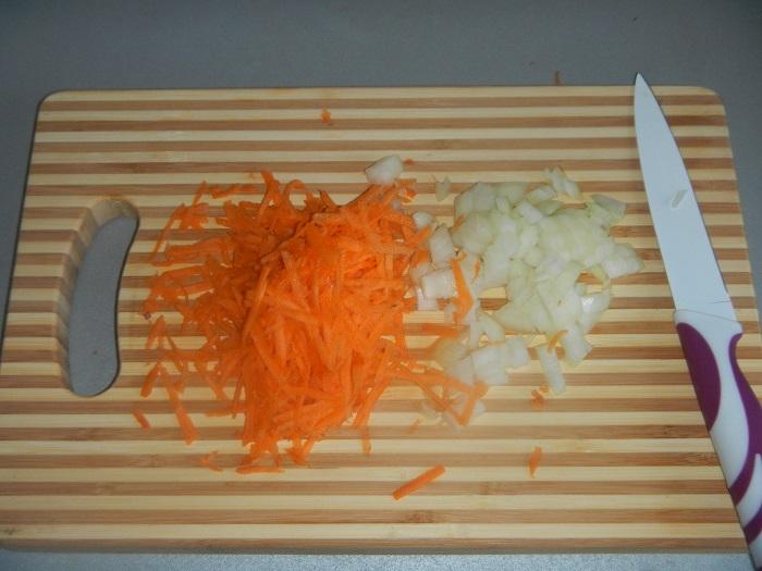 Рецепт перец с фаршем и рисом в кастрюле пошаговый
