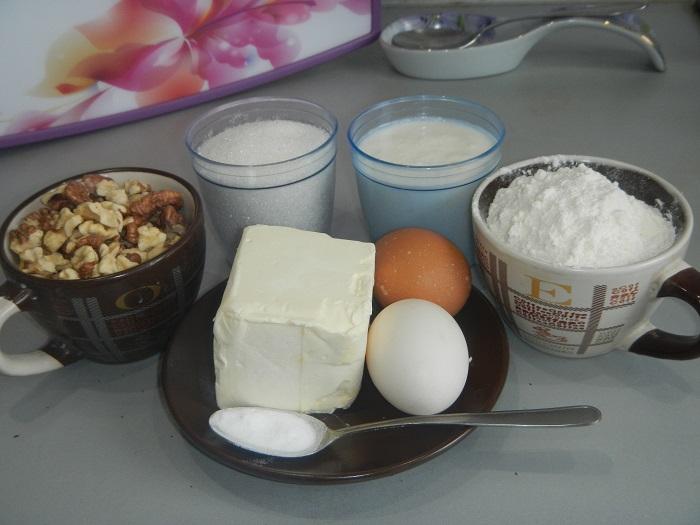 Как сделать кексы без кефира 188