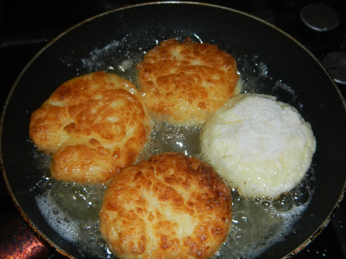 Сырники с содой рецепт пошаговый