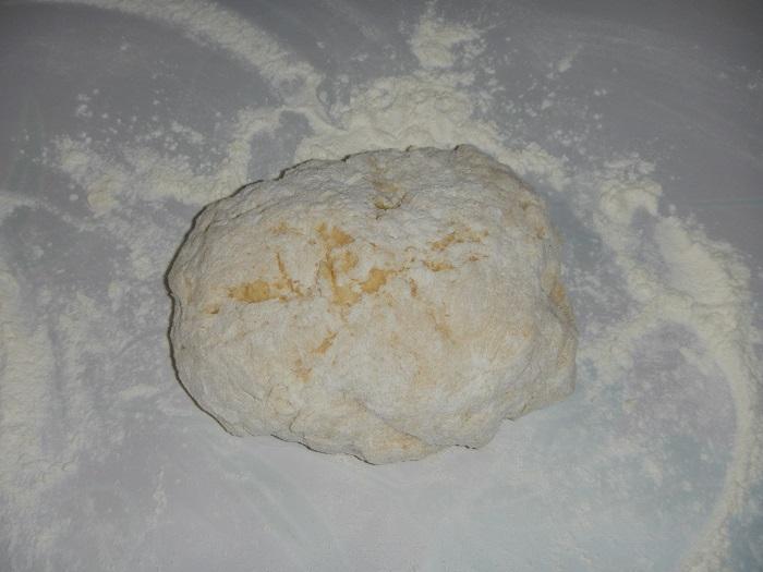 Тесто для хвороста