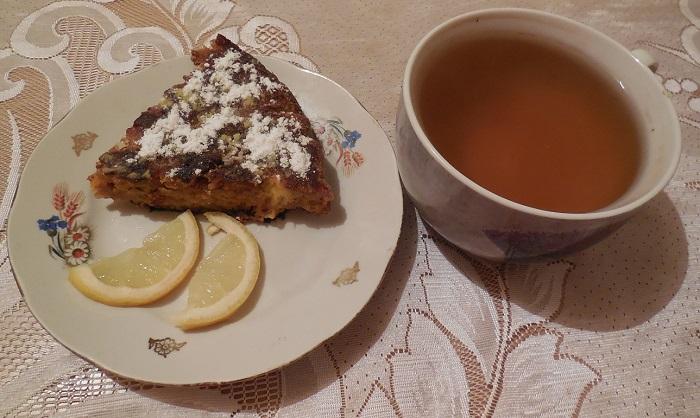Сладкий гречневый пирог в мультиварке