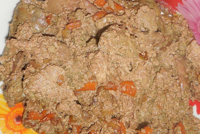 приготовить печень в мультиварке со сметаной рецепт