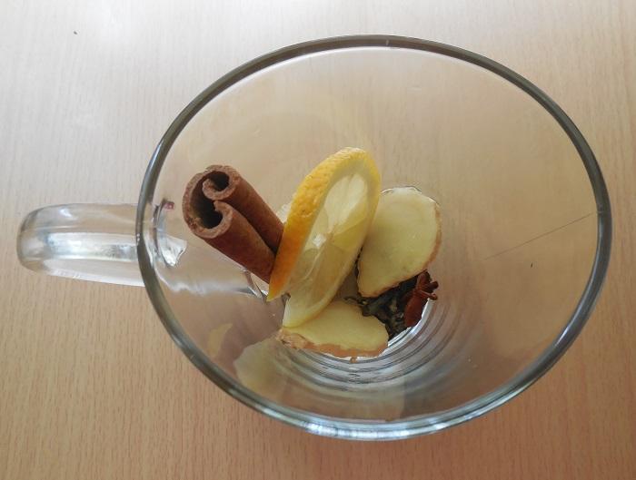Как заварить зеленый чай с имбирем для похудения