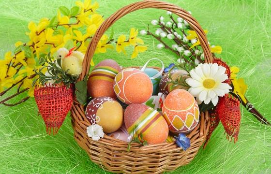 История пасхального яйца