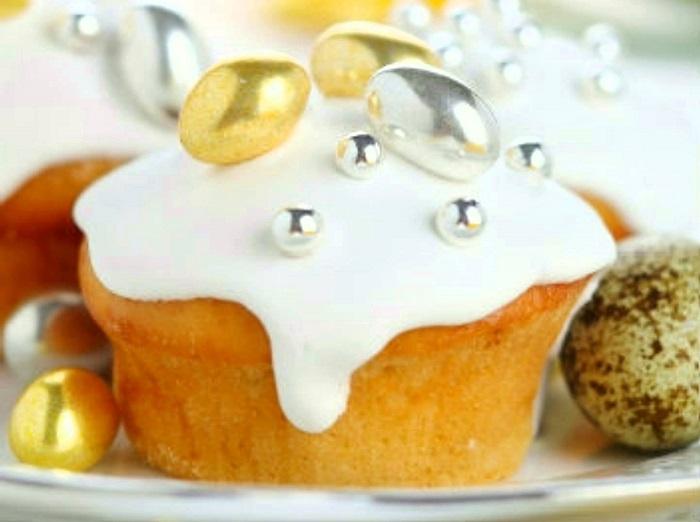 рецепт глазури для кулича из сахара и лимонного сока
