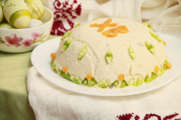 Простые рецепты тортов из творога