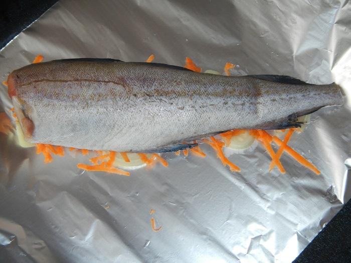 диета в духовке рецепты рыба