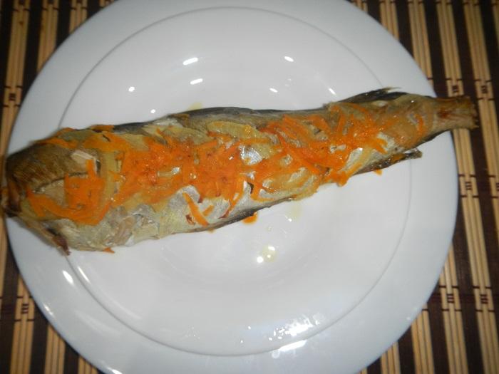 вкусный рецепт минтая в духовке с фото