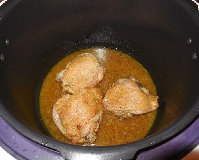Как сделать курицу в мультиварке рецепт