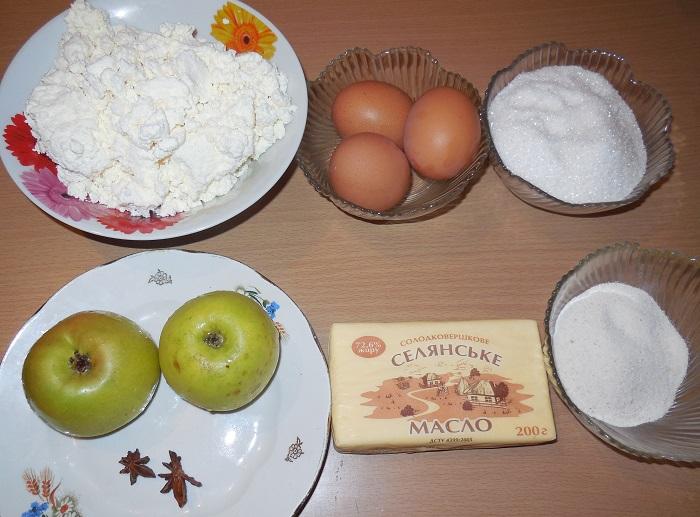 манка с яблоками в мультиварке рецепт