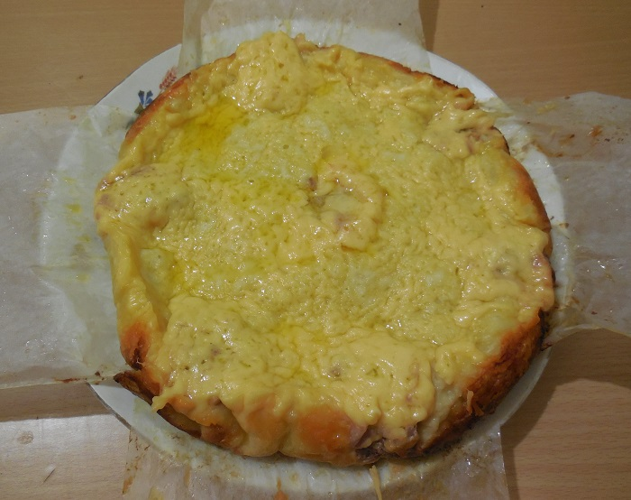 Пирог своими руками в мультиварке