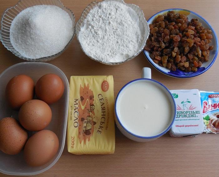 Как приготовить вкусные куличи на пасху