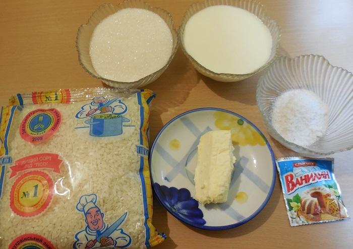 как вкусно приготовить рисовую кашу на молоке рецепт с фото пошагово