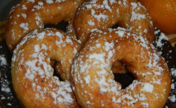 Домашние воздушные пончики из плавленных сырков