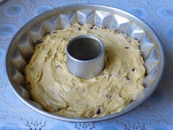 Английский пасхальный кекс Симнель - кекс без дрожжей