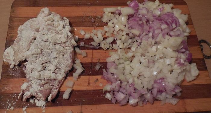 Домашние отбивные из свинины