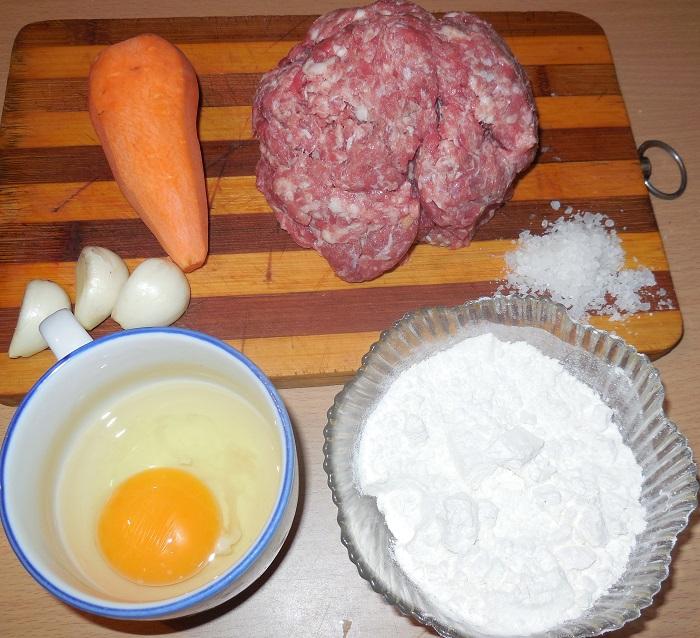 Котлеты из сырой моркови рецепт с фото пошагово