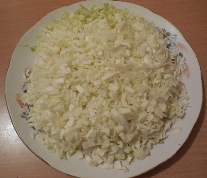Как приготовить капустники из свежей капусты