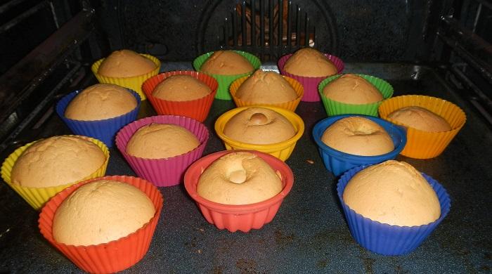 рецепт приготовления кекса в чашке
