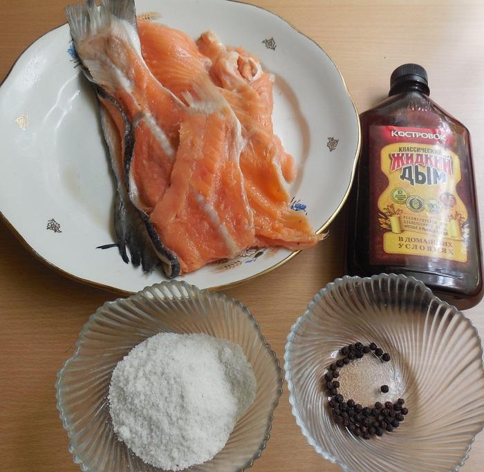 рецепт рыбы с жидким