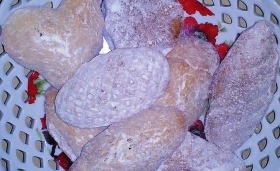 Классическое французское печенье Мадлен