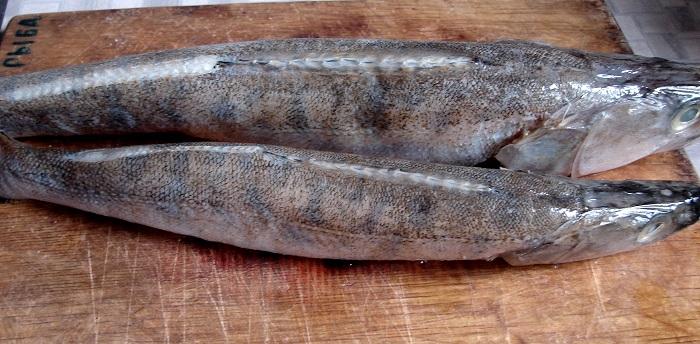 Закрытый пирог с рыбой в духовке
