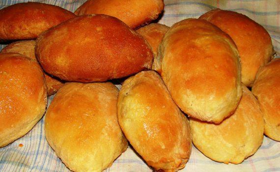 Сладкие пирожки с щавелем в духовке