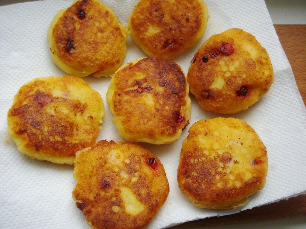 сырники с сыром рецепт с фото