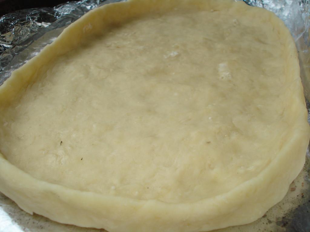 Пирог с маком из быстрого дрожжевого теста