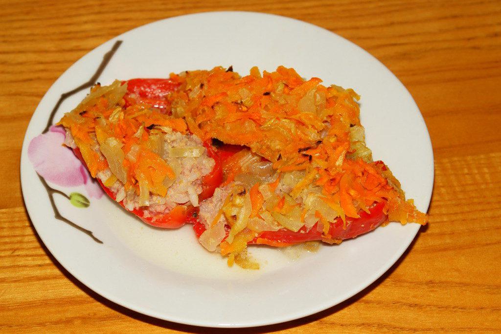 диетический рецепт из кабачков с фаршем в духовке