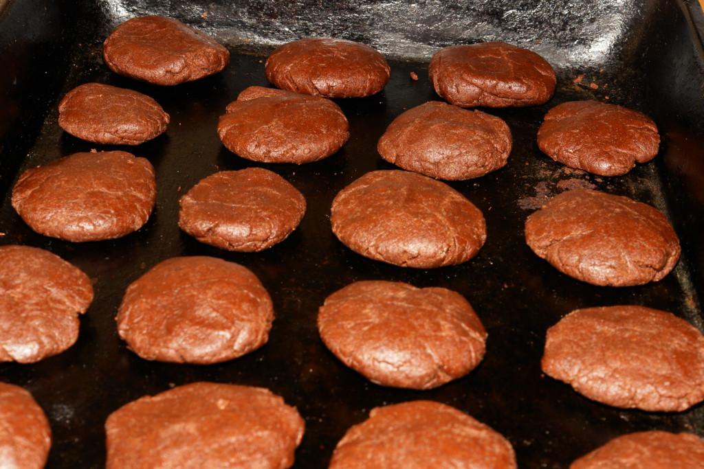 Как сделать из какао печенье 171