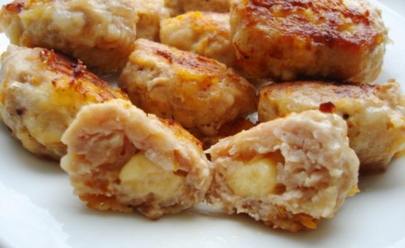 куриные котлеты с сыром на пару в мультиварке рецепт