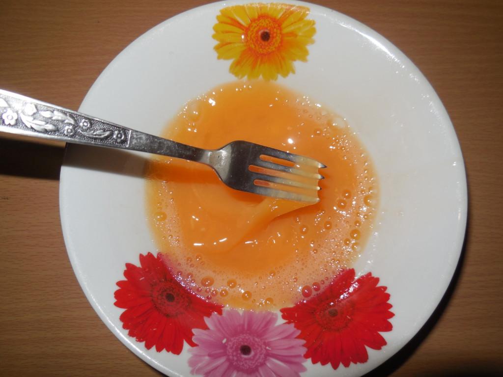 Домашняя яичная лапша – простой рецепт