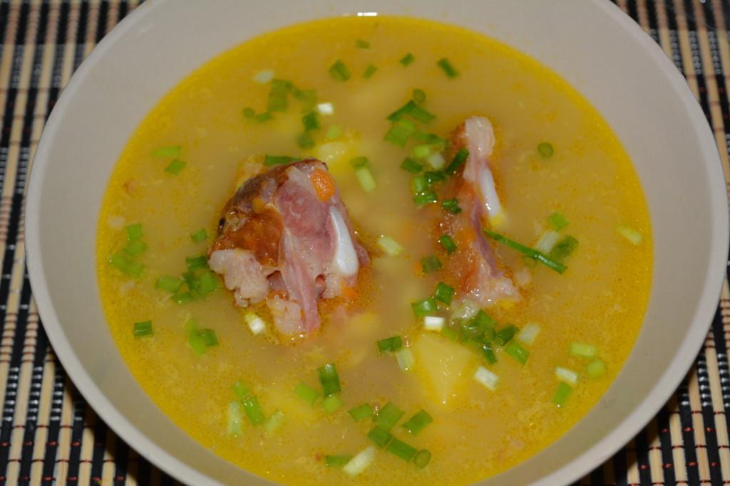 Сварить гороховый суп рецепт фото