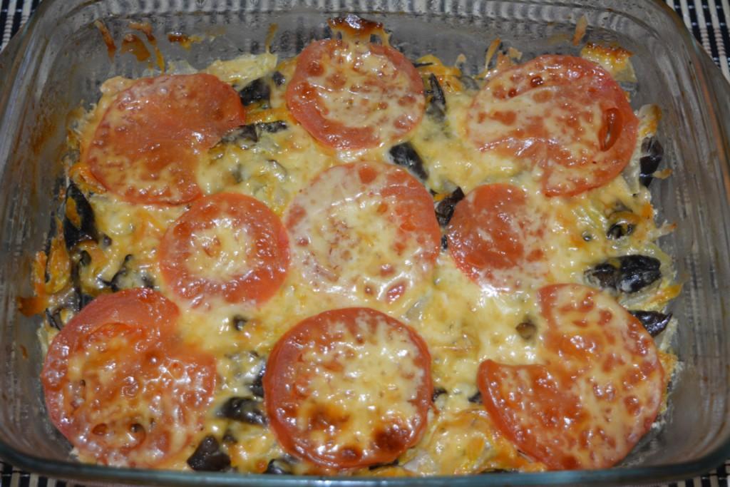 Рецепты баклажаны запеченные сыром