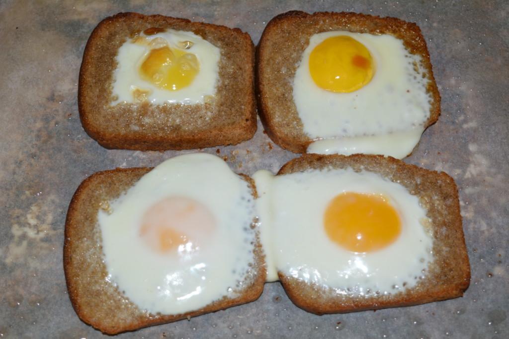 Как сделать гренки если нет яиц 648