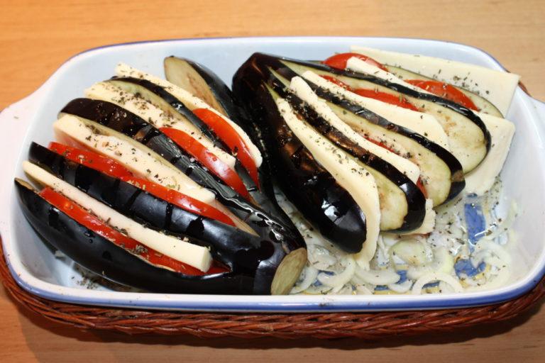 Рататуй рецепт с пошагово в духовке с сыром и картошкой