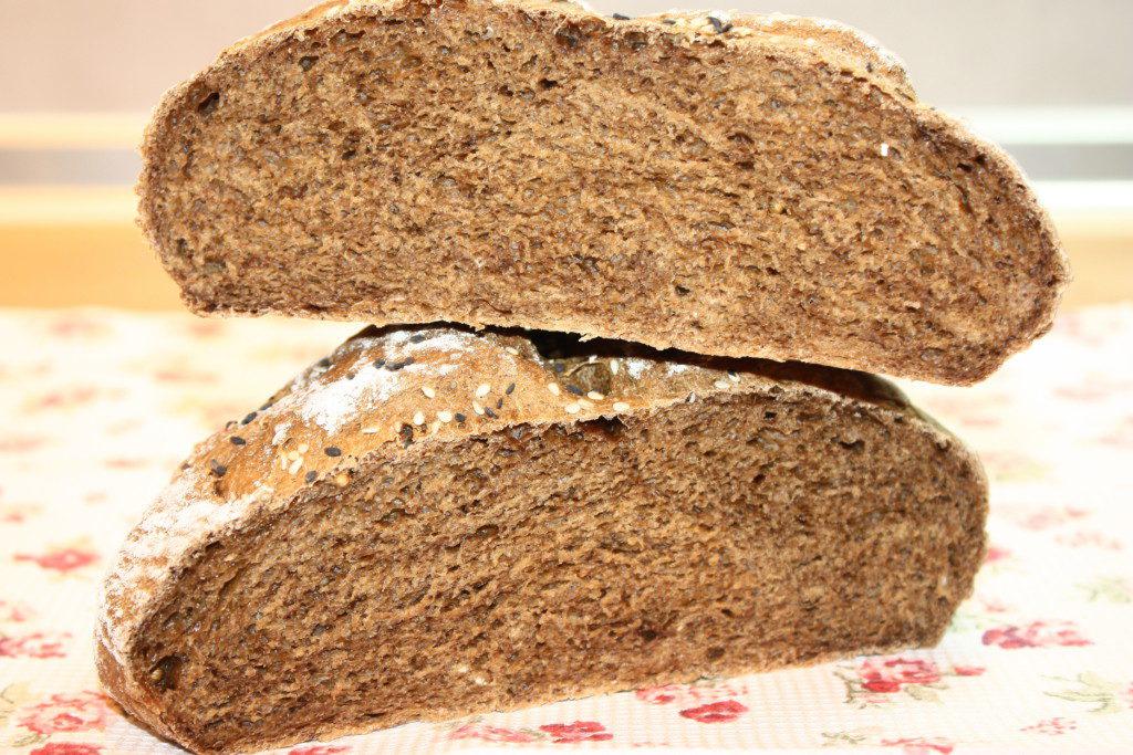 Как сделать в домашних условиях ржаной хлеб