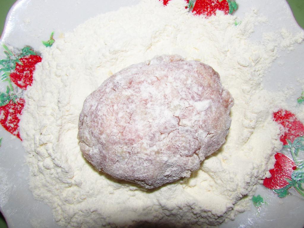 котлеты из свиного фарша сочные в духовке рецепт