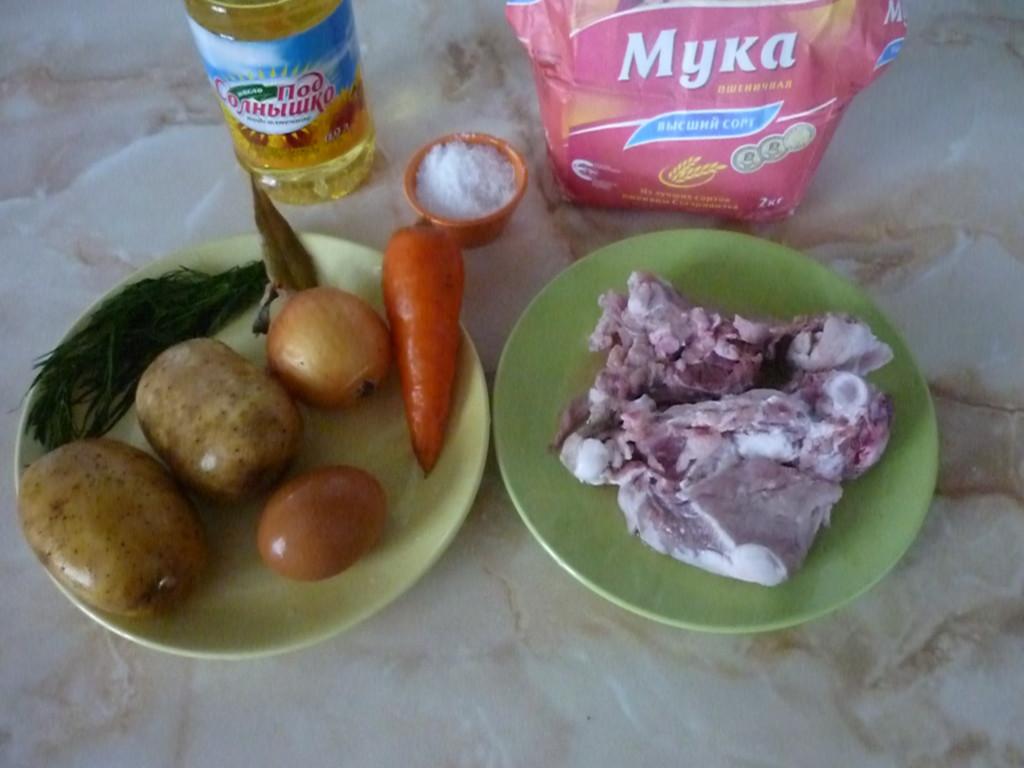 вкуснейший суп на курином бульоне рецепт с фото пошагово