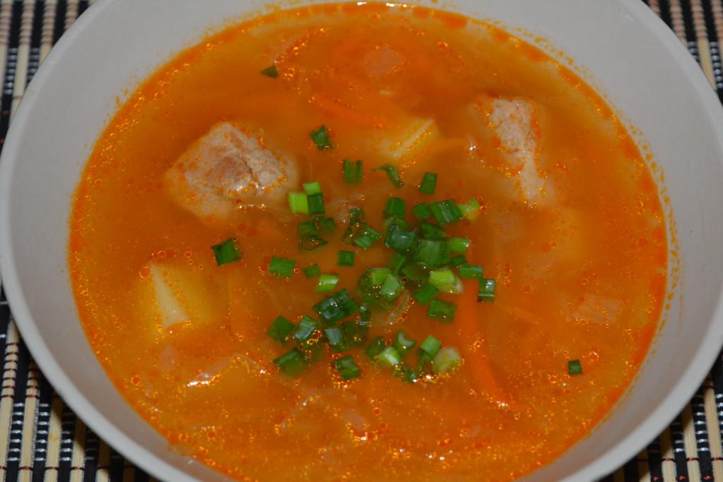 как готовить суп с галушками фото рецепт