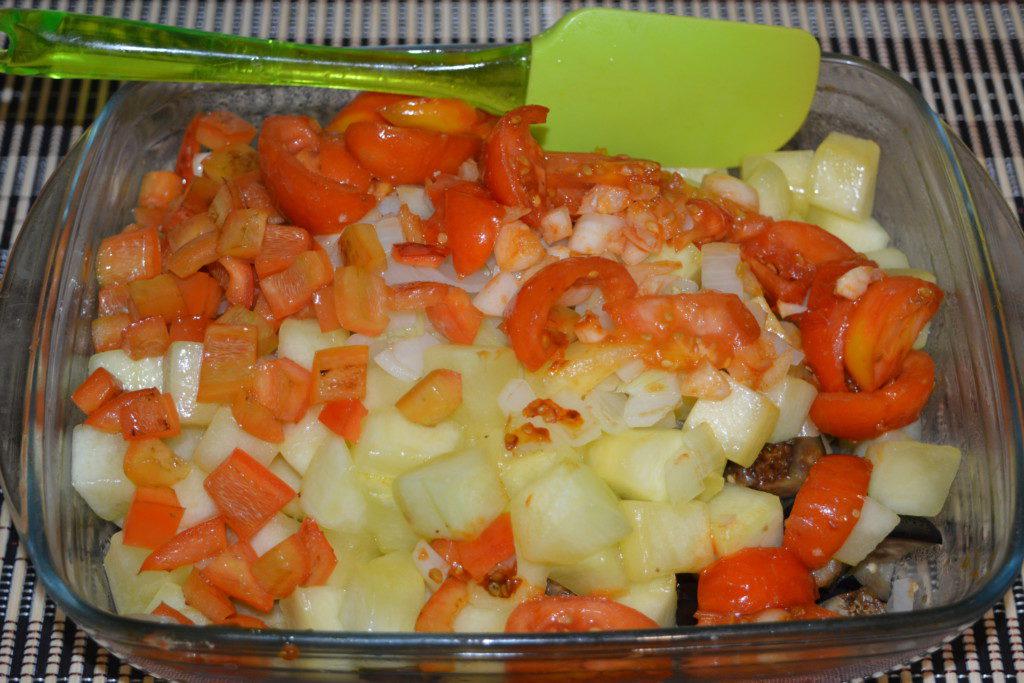 соте из кабачков рецепт с фото пошагово